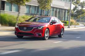 mazda saloon cars 2017 mazda mazda6 reviews and rating motor trend