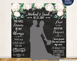 wedding backdrop banner wedding photo booth backdrop custom step and repeat backdrop