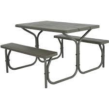 Lifetime Patio Furniture by Lifetime 4 U0027 Picnic Table Walmart Com
