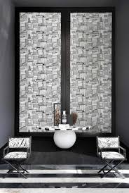 Wohnzimmer Schwarz Weis Grun Wandgestaltung Weiß Grün Rautenmuster An Der Wand Mit Blauer Und