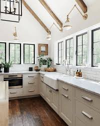 joanna gaines farmhouse kitchen with cabinets rustic modern farmhouse kitchen design ideas maison de pax