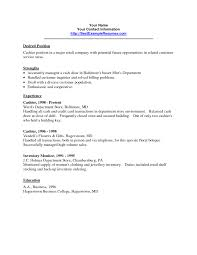 how to write a simple resume for a job traditional resume