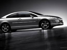 peugeot 407 coupe tuning peugeot 407 coupe galeria tapety na pulpit wallpapers