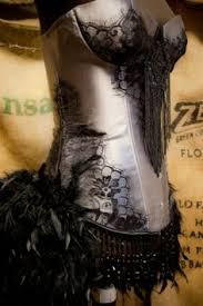 black burlesque corset b and beyond pinterest burlesque
