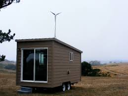 Small Wind Turbines For Home - first wind powered tiny house