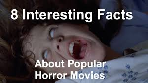 8 fun facts about popular horror movies from halloween to jaws