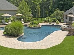 exterior design alluring backyard garden with pool if idolza