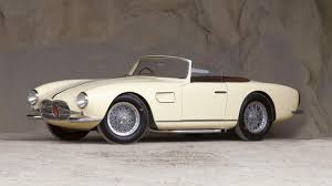 maserati a6g one off maserati spider for sale top gear