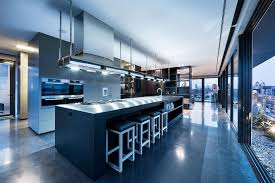 Small Penthouses Design Eva Eclectic Los Angeles Penthouse Design By Maxime Jacquet Arafen