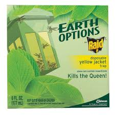 spirit halloween dayville ct raid disposable yellow jacket trap 71067 4 pack insect bait