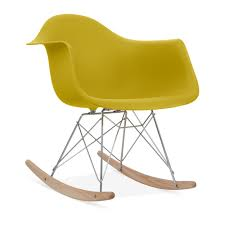 cult living rar olive rocker chair rocking chairs cult uk