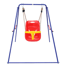 swing set for babies bobcat foldable baby swing set
