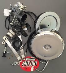 mikuni hs40 complete harley davidson shovelhead kit mikunioz