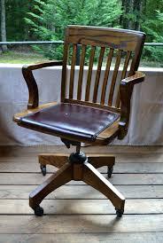 Oak Office Chair Design Ideas Oak Desk Chair Swivel Vintage Oak School Desk Chair Vintage Oak