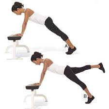 Legs Up Bench Press Pushup To One Leg Lift Leg Lifts Exercises And Legs