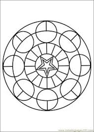 images printable hard geometric coloring pages geometric