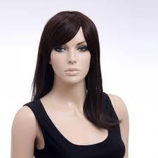 asian woman u0027s wig maroon long straight hair wig japanese fashion