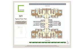 wadhwa courtyard pokhran road no 2 floor plan pricing location