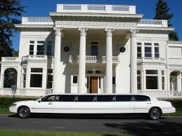Large Mansions Stock Detail Limo Outside Mansion Official Psds