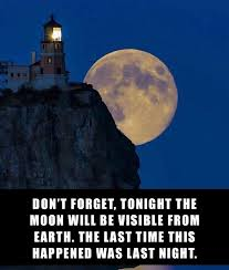 Moon Meme - 8 hilarious reactions to the disappointing supermoon bored panda