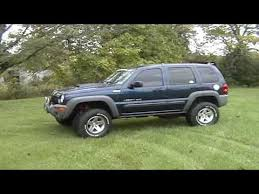 2006 green jeep liberty jeep liberty lift kits after market parts at jeepinbyal com youtube