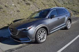 all mazda 2016 mazda cx 9 signature all wheel drive review car reviews and