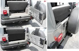 jeep wrangler speaker box jeep wrangler 87 06 tj yj dual 10 coated speaker sub box