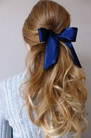 hair ribbon breakfast at s bow hairstyle