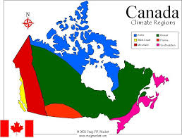 regions of canada map canadainfo geography maps maps