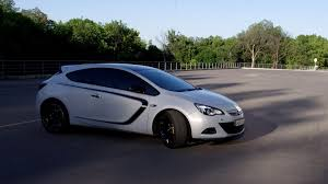 Toner Opel opel astra gtc egoist drive2