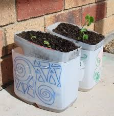 diy self watering plant pots stories and children