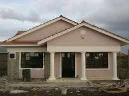 House Plans Without Garage Simple 3 Bedroom House Plans Three Bungalow Designs In Kenya