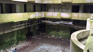 5 star abandoned hotel sao miguel azores youtube