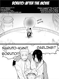 film boruto the movie di indonesia boruto after the movie pg1 by bluedragonfan on deviantart