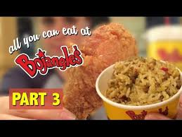 thanksgiving dinner is special with a bojangles seasoned