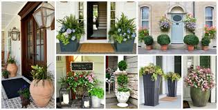 Diy Cozy Home by 20 Smart Ways To Personalize Your Front Door With Flowers Diy