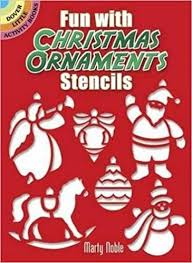 with ornaments stencils dover stencils marty