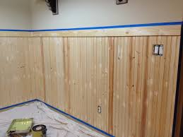 decor extravagant charming bathroom wainscoting pictures and