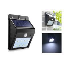 led porch lights led solar light waterproof outdoor lighting pir