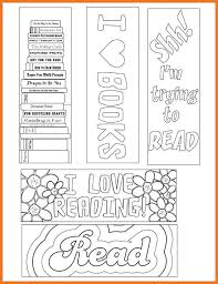 bookmark template sow template