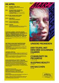 K Hen M Elhaus Monatsspielplan März 2016 By Theater Basel Issuu