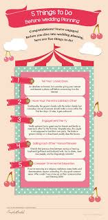wedding to do wedding planning to do 5 things to do before wedding