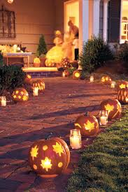 Halloween Spot Lights by 33 Halloween Pumpkin Carving Ideas Southern Living