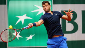 grigor dimitrov struggling grigor dimitrov feels insecure on the court as he exits