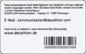 decathlon si e functional card cyclist shops sport germany federal republic