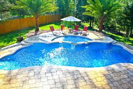 Inground Pool Landscaping Ideas In Ground Pool Decorating Ideas Backyard Inground Pool Designs