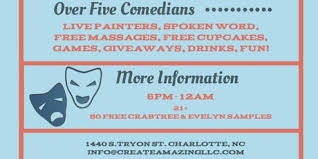 loni love u0027s comedy cafe open mic competition charlotte tickets