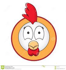 chicken face clipart china cps
