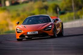 orange mclaren interior mclaren 720s review gtspirit