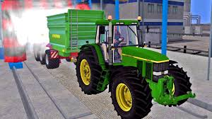 monster truck videos tractor wash for kids farming tractor wash compilation monster